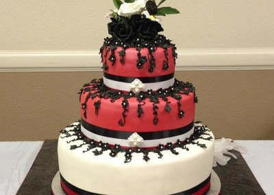 Cakes - Lakeland, FL - Wedding- Birthday - Specialty - Oh 4 Goodness Cakes - specialty cakes - pastries - rolls - pies - cookies - bread