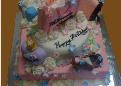 Cake 47 - Oh 4 Goodness Cakes - Susan Hokansen - Custom Cakes Lakeland Florida - Central Florida - Custom Pastries